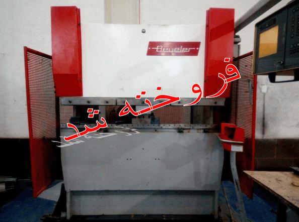 Beyeler – 30T-100 cm